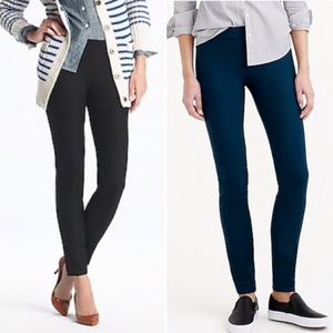 "J.Crew ""Minnie"" Ankle Stretch Pants 2"